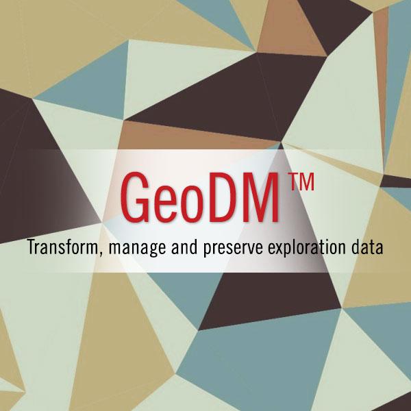 geoDM